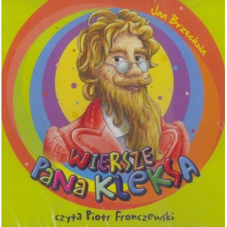 WIERSZE PANA KLEKSA AUDIOBOOK CD PL