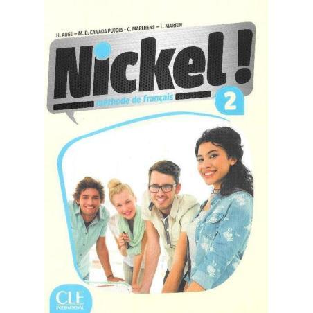 NICKEL 2 PODRĘCZNIK + DVD H. Auge, C. Marlhens, L. Martin