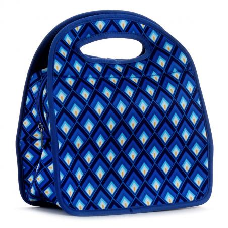 TORBA NA LUNCH PEACOCK LUNCHBAG