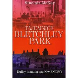 TAJEMNICE BLETCHLEY PARK Sinclair McKay