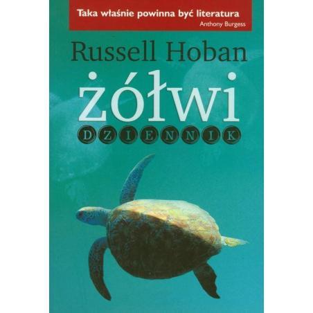 ŻÓŁWI DZIENNIK Russell Hoban
