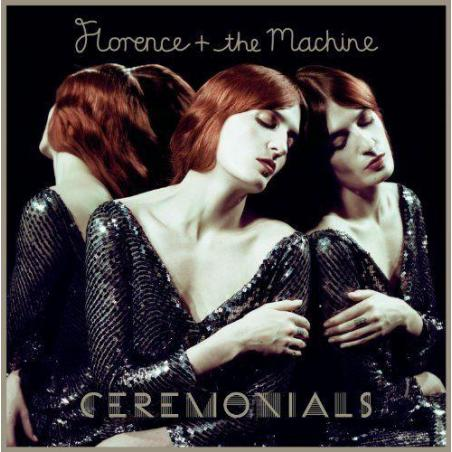 FLORENCE AND THE MACHINE CEREMONIALS 2 X WINYL