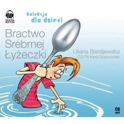 BRACTWO SREBRNEJ ŁYŻECZKI AUDIOBOOK CD MP3 PL