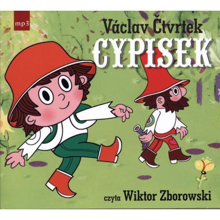 CYPISEK AUDIOBOOK CD MP3 PL