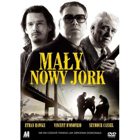 MAŁY NOWY JORK DVD PL