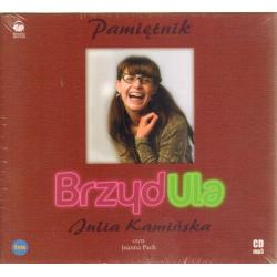PAMIĘTNIK BRZYDULA AUDIOBOOK CD MP3 PL