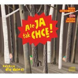ALE JA TAK CHCĘ! AUDIOBOOK CD MP3 PL