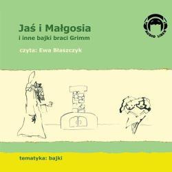 JAŚ I MAŁGOSIA I INNE BAJKI BRACI GRIMM AUDIOBOOK CD PL