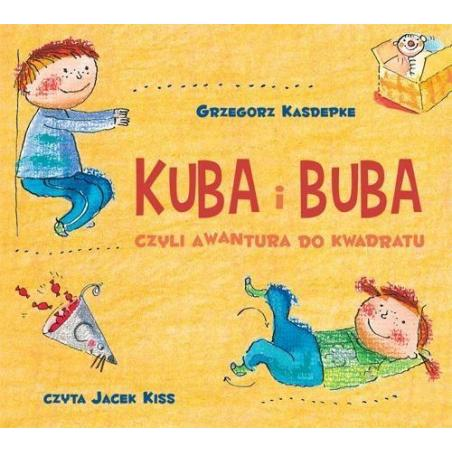 KUBA I BUBA CZYLI AWANTURA DO KWADRATU CD MP3 PL