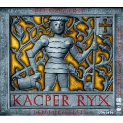 KACPER RYX I KRÓL PRZEKLĘTY AUDIOBOOK CD MP3 PL