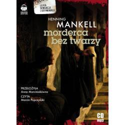 MORDERCA BEZ TWARZY AUDIOBOOK CD MP3 PL