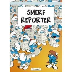 PRZYGODY SMERFÓW SMERF REPORTER Luc Parthoens