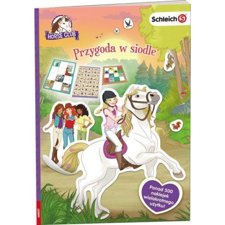 HORSE CLUB PRZYGODA W SIODLE