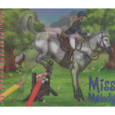 DRESS UP HORSE MISS MELODY