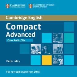 COMPACT ADVANCED CLASS AUDIO 2 CD