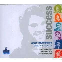 MATURA SUCCESS UPER INTERMEDIATE CLASS 4 CD