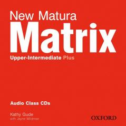 NEW MATURA MATRIX UPPER INTERMEDIATE AUDIO CLASS 2 CD