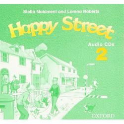 HAPPY STREET AUDIO 2 CD