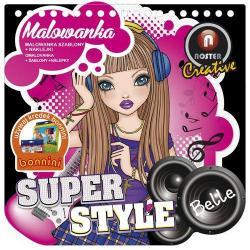 MALOWANKA BELLE SUPER STYLE