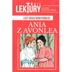 ANIA Z AVONLEA Lucy Montgomery