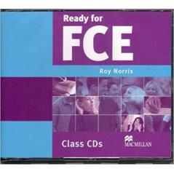READY FOR FIRST CERTYFICATE CLASS CDS