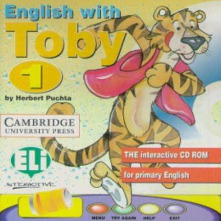 ENGLISH WITH TOBY 1 CD-ROM