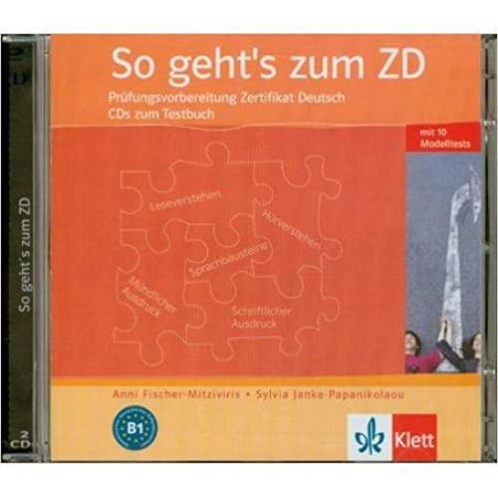 SO GEHTS ZUM ZD CDS