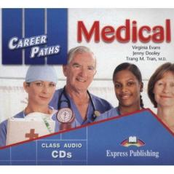 CAREER PATHS MEDICAL CLASS AUDIO CD