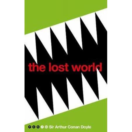 THE LOST WORLD Arthur Conan Doyle