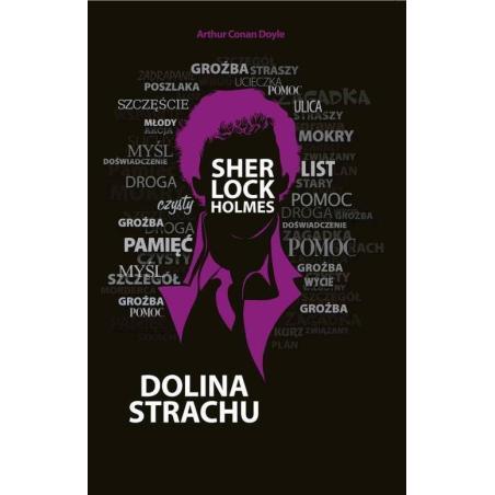 SHERLOCK HOLMES DOLINA STRACHU Arthur Conan