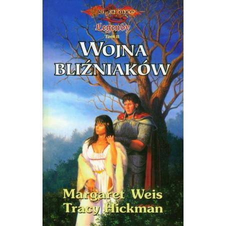 WOJNA BLIŹNIAKÓW 2 Margaret Weis, Tracy Hickman