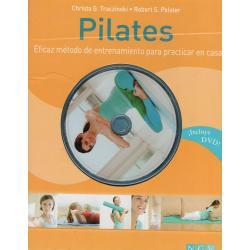 PILATES + DVD EFICAZ METODO DE ENTRENAMIENTO PARA PRACTICAR EN CASA Christa G. Traczinski, Robert S. Polster