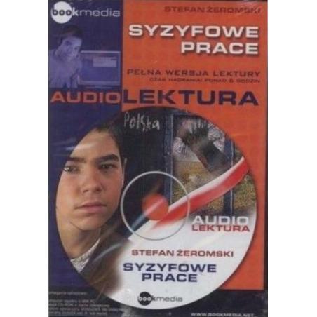 SYZYFOWE PRACE AUDIOBOOK CD MP3 PL