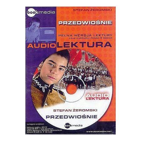 PRZEDWIOŚNIE AUDIOBOOK CD MP3 PL
