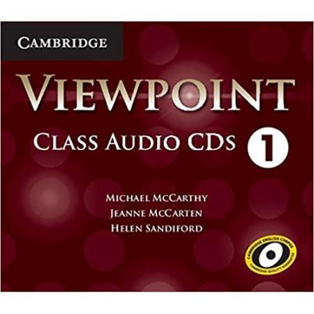 VIEWPOINT 1 CLASS AUDIO 4 CD