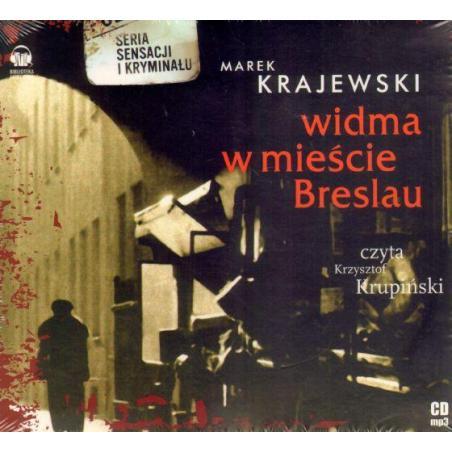 WIDMA W MIEŚCIE BRESLAU AUDIOBOOK CD MP3 PL