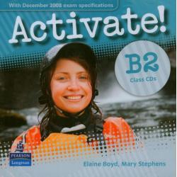 ACTIVATE B2 CLASS 2 CD