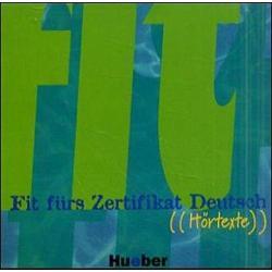 FIT FURS ZERTIFIKAT DEUTSCH HORTEXTE AUDIO CD