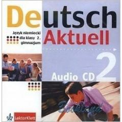 DEUTSCH AKTUELL 2 KOMPAKT AUDIO CD