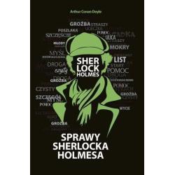SHERLOCK HOLMES SPRAWY SHERLOCKA HOLMESA Arthur Conan Doyle