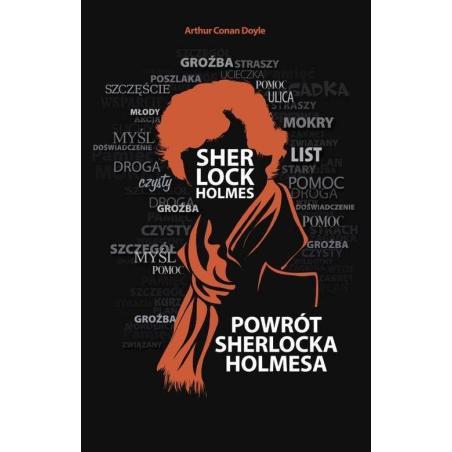 SHERLOCK HOLMES POWRÓT SHERLOCKA HOLMESA Arthur Conan Doyle