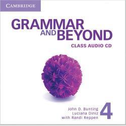 GRAMMAR AND BEYOND 4 CLASS AUDIO CD