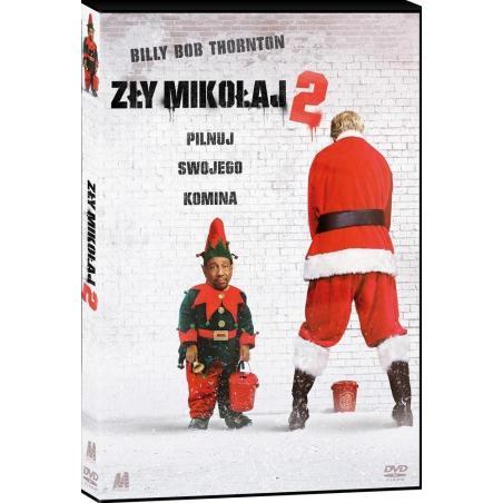 ZŁY MIKOŁAJ 2 DVD PL