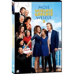 MOJE WIELKIE GRECKIE WESELE 2 DVD PL
