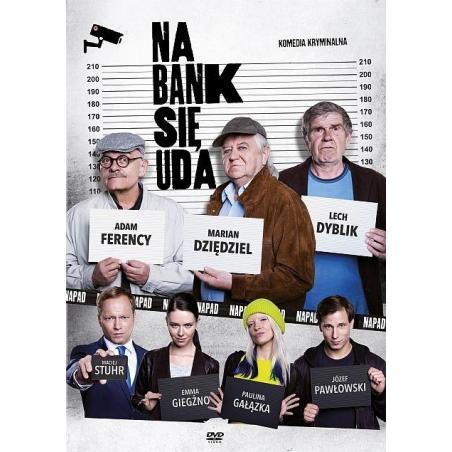 NA BANK SIĘ UDA DVD PL