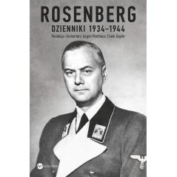 DZIENNIKI 1934-1944 Alfred Rosenberg
