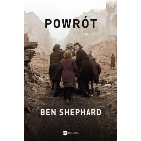 POWRÓT Ben Shephard