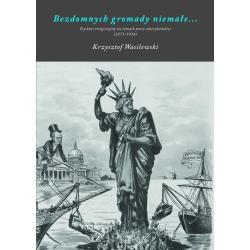 BEZDOMNYCH GROMADY NIEMAŁE DYSKURS IMIGRACYJNY NA ŁAMACH PRASY AMERYKAŃSKIEJ (1875-1924) Krzysztof Wasilewski