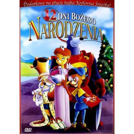 12 DNI BOŻEGO NARODZENIA DVD PL