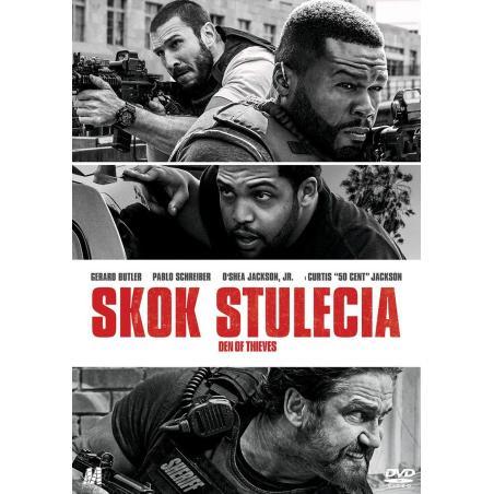 SKOK STULECIA KSIĄŻKA + DVD PL